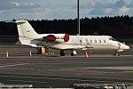 Flyjet, SP-CEZ, Learjet 60 (26423983119).jpg