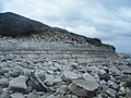 Folly Pier Waterworks Sea Wall, Portland, Dorset 5.jpg