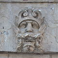 Fontenay le Comte - Maison Louis XV (detail 1).JPG