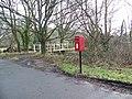 Footbridge, North Poulner - geograph.org.uk - 1134616.jpg