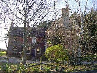 Harrow Green - The former Harrow Inn, Harrow Green