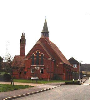 Etchinghill, Kent Human settlement in England