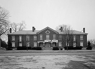 Fort Des Moines Provisional Army Officer Training School - Bachelor Officers Quarters