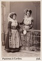 Fotografi av två kvinnor - Hallwylska museet - 103092.tif