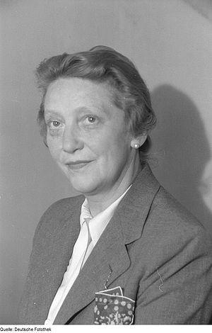Käthe Dorsch - Dorsch in 1946