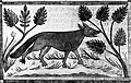 Fox, mid-13th century Wellcome L0017470 (cropped).jpg