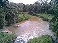 Foz do Ribeirão Piraí no Rio Jundiaí no limite dos municípios de Salto e Indaiatuba - panoramio.jpg