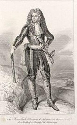 François d'Aubusson de La Feuillade - François III d'Aubusson, duc de Roannais (1631-1691)