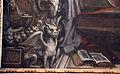 Francesco vanni, disputa del sacramento, 1610, 05 grifone e libro.JPG