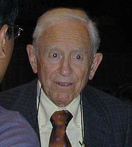 Franco Modigliani in 2000