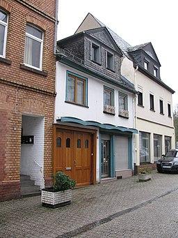 Frankfurter Straße in Limburg an der Lahn