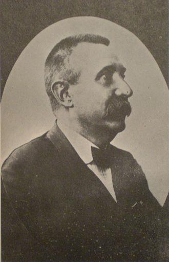 Fray Mocho - Portrait of Álvarez, unknown date
