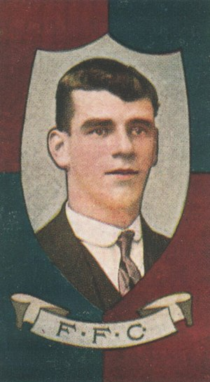 1913 VFL season - Fitzroy leading goal-kicker Jimmy Freake