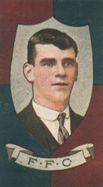 1923 VFL Grand Final - Jimmy Freake