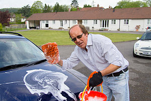 Fred Dinenage - Fred Dinenage in 2013