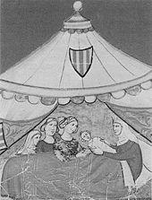 Nacimiento de Federico II.