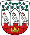 Official seal of Frederiksberg