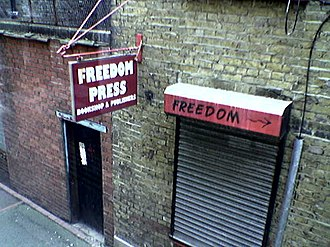 Freedom Press - Image: Freedom Press