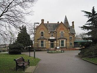 Friary Park - Friary House