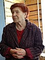 Frieda Wulfovna - Minsk Ghetto Survivor - At Holocaust Museum & Research Workshop - Minsk - Belarus (27483270232).jpg