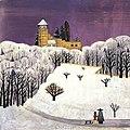 Fritz Baumann Schloss Birseck im Winter 1922.jpg