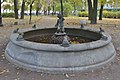 Frogs fountain with putto in Saint Petersburg.jpg