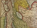 From a full-sized map of Asia by Ortelius, 1595 northwest.jpg
