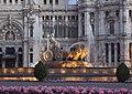 Fuente de Cibeles (Madrid) 11.jpg