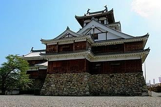 Fukuchiyama, Kyoto - Fukuchiyama Castle