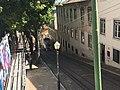 Funicular in Lisbon, Portugal (34305135055).jpg