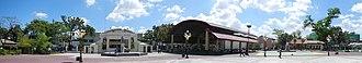Tarlac City - Image: Fvf Tarlac Park 0001 05