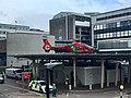 G-WASC, Wales Air Ambulance, Heath Hospital, March 2019.jpg