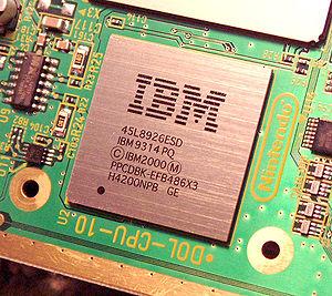 Gekko (microprocessor) - IBM Gekko processor