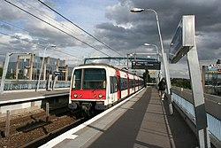 Estación de Neuilly-Plaisance