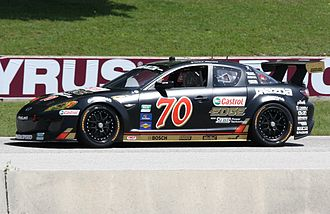 Jonathan Bomarito - 2011 Rolex Sports Car