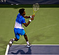 Gael Monfils at the Legg Mason Tennis Classic 2011 (001).jpg