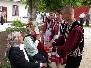 Gagauz people ethnic group