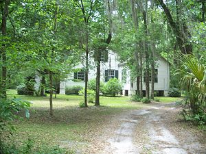 Haile Homestead - Image: Gainesville Kanapaha 02