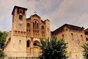 Cervelló - St. Stephen's church