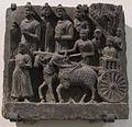 Gandhara, il principe siddhartha va a scuola, 100-300.JPG