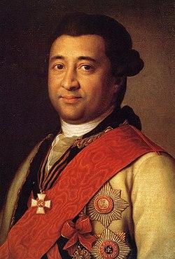 Ганнибал, Абрам Петрович — Википедия