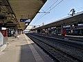Gare de Mulhouse-Ville - Vue quai voie 5 (fév 2019).jpg