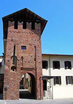 Garlasco castello