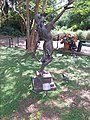 Gary Lee Price Child of Peace Statue at Daniel Stowe Gardens.jpg