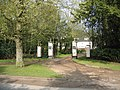 Gates at Beoley Hall - geograph.org.uk - 159783.jpg