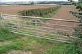 Gateway to arable fields - geograph.org.uk - 239694.jpg