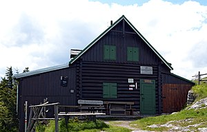 Dürre Wand - Gauermann Hut (May 2013)