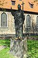 Gdańsk – pomnik Święty Wojciech.JPG