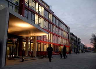 Swiss Federal Institute of Intellectual Property - Building of the Federal Institute of Intellectual Property in Bern.