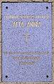 Gedenktafel Güntzelstr 37 (Wilmd) Griechisch-orthodoxe Kirche Agia Anna.JPG
